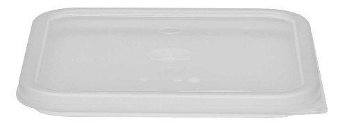 Cambro (SFC6SCPP190) Seal Cover for 6 & 8 qt CamwearR CamSquare Containers by Cambro Camsquare Container