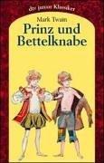 Buchseite und Rezensionen zu 'Prinz und Bettelknabe' von Mark Twain