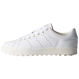 adidas W Adicross Classic, Chaussures de Golf Femme, Blanc (Blanco F33743), 37 1/3 EU