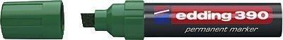 Edding 390-004 390 Permanentmarker - nachfüllbar, circa 4-12 mm, grün