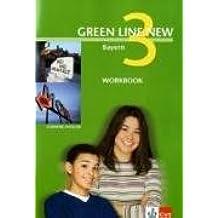 Green Line New - Ausgabe Bayern. Englisches Unterrichtswerk für Gymnasien / Teil 3 (3. Lehrjahr): Workbook