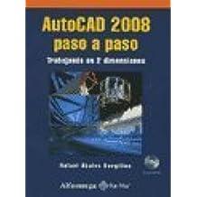 Autocad 2008 Paso a Paso (Spanish Edition) by Rafael ABALOS BERGUILLOS (2007) Paperback