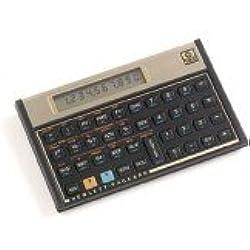 Hewlett-Packard F2230A#B12 HP12c Calculatrice financière Noir