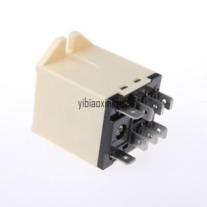 MG Universal 1 pcs New JQX-30F 2Z Plug In Type DC 24V 30A DPDT General Power Relay 8 Pin -