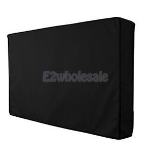 """SLB Works Brand New Outdoor TV Cover Weatherproof Protector for 50""""-52"""" LCD LED w/Storage Pocket"""