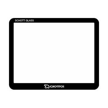 Giottos agsp-8322Displayschutzfolie (transparent/schwarz) Giottos Aegis Protector
