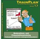 TrainPlan, Seminarkonzepte auf CD-ROM 1.6, CD-ROMs : Moderation und Präsentation, 1 CD-ROM Enth. im MS-Word-Format 81 S. Skript, 54 Folien u. 54 Power-Point Folien