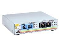 Allied Telesyn AT-MC104XL Konverter 100FX-SC MMF auf 100FX-SC SMF bis 15km (Media Konverter Single-mode Sc)