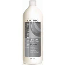 Matrix Total Results Color Care So Silver Shampoo 1 Liter / 33.8 oz by Vidimear