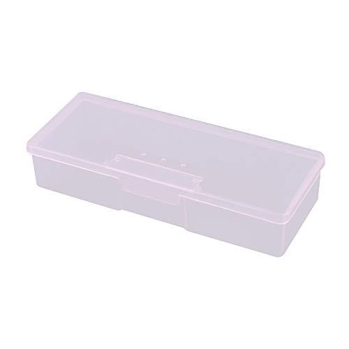 Xiton 1 pieza uñas arte Caja Herramientas almacenamiento