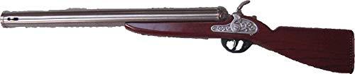 Rifle–Mechero de Varilla Metal con Adornos. Gracias stimmigem Total impresión es la Fuego–Flinte también un Prima Regalo. Super Regalo. (Aprox. 23,5cm x 5cm) Gun Shaped Lighter