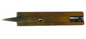 Reifen Profilmesser manuell - für Reifenprofiltiefe Profiltiefenmesser