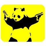 armed-cartoon-panda-with-guns-designed-for-mousepad-mat-cloth-cover-non-slip-backing
