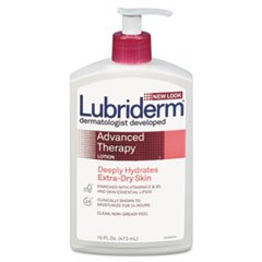Advanced Therapy Moisturizing Hand/Body Lotion, 16-oz. Pump Bottle, Sold as 1 Each