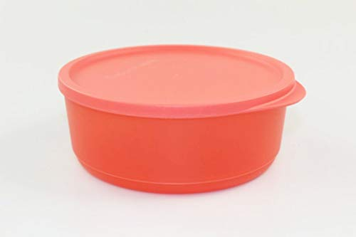Tupperware Kühlschrank Geburtstagskracher rund 950ml rot Frischebehälter Dose
