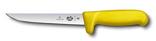 Victorinox Couteau à désosser fibrox Safety Grip 5.6008.15 m