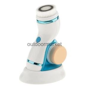Alcoa Prime Advanced Facial Deep Cleansing Brush Electric Face Cleaner Skin Care Scrubber