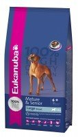 Eukanuba Mature and Senior Large Breed Dry Food 15 kg from Proctor & Gamble