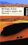 Zu zweit gegen die Sahara. Per Kamel auf Hochzeitsreise -