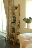 Best Saving for Small Raw Oak Bookshelf Ladder Review
