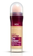 Maybelline The Eraser Instant Anti Age Foundation Colour: 020 Cameo