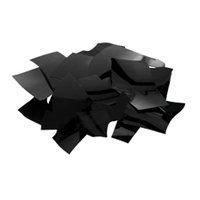 Bullseye Confetti (Bullseye Glass Confetti - Black - Fusible 90 COE by Bullseye Glass)