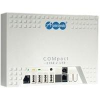 Auerswald COMpact 2104.2 USB Tk-Anlage Isdn 1 x S0-ext. 4 x a/b USB
