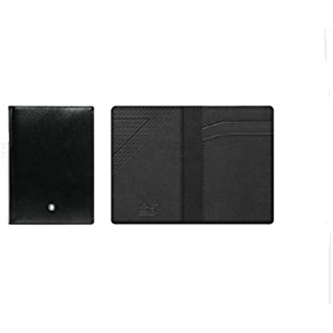 Original BMW – MONT BLANC Business Card Holder – Estuche para tarjetas de visita Mont Blanc