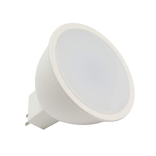 S11 Led (LED Lampe GU5.3 MR16 S11 220V 6W Neutrales Weiß 4000K LEDKIA)