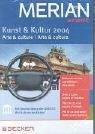 Merian Scout Kunst & Kultur Europa 2004 für Becker Navigationssysteme