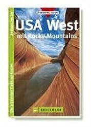 USA West mit Rocky Mountains. Die schönsten Trekking-Touren