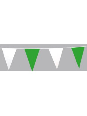 10-m-Bunting  green   white