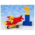 Produktbild von Lego Duplo Flughafen 2676 Privatflugzeug
