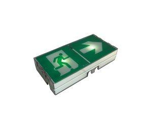 luminox-16025-bloc-autonome-declairage-de-securite-baes-ultraled-sati-100-led-45lm-ip43-ik08