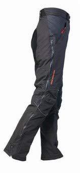 Mountain Horse Unisex Hose Polar Breeches, schwarz/anthrazit, M