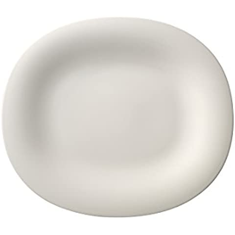 Villeroy and Boch New Cottage Basic Oval Gourmet Plato 32cm por 2