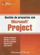 Gestion de Proyectos Con Microsoft Project