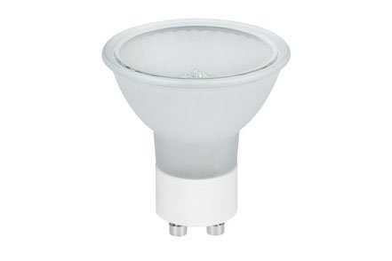 Paulmann 80043 Halogenlampe Lampe Reflektor Glühbirne Halo+ Maxiflood 230V 28W GZ10 51mm Softopal