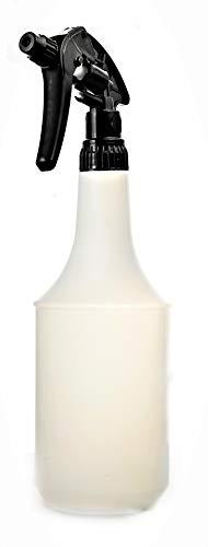 CAE Industry Master Carline Sprühflaschen leer 1 Liter aus RECYCELTEM Kunststoff mit Profi Sprühkopf Chemie Beständig Blumensprüher sprühflasche (1)