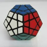 #7: Shengshou Megaminx Black Speed Cube