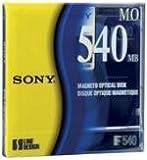 Sony EDM540C/2 disco magneto-oóptico - Disco