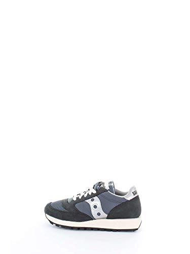 Saucony Jazz Original Vintage, Sneaker Unisex – Adulto, Blu (Nvy/Gld 22), 44 EU