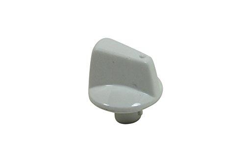 Zanussi horno perilla Control blanco. Número pieza