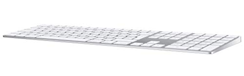 Apple Magic Keyboard con tastierino numerico - Italiano - Argento