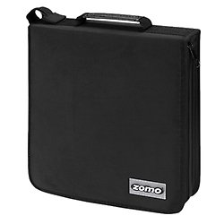 Zomo MK2 CD Case Medium Black/Orange
