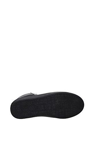 ARCHIEBLACKSILVER Jimmy Choo Sneakers Femme Cuir Noir Noir