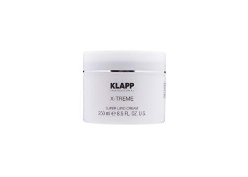 Klapp X-Treme Super Lipid Cream Creme für Trockene und empfindliche reife Haut 250ml
