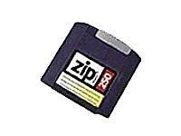 Iomega Zip Disk 250MB  PC Format (4 Pack) Test