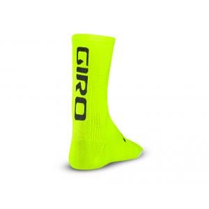 GIRO FUNCION CALCETINES HRC TEAM  TODO EL AÑO  UNISEX  COLOR AMARILLO   AMARILLO  TAMAÑO MEDIUM