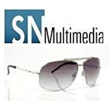 Just Roberto Cavalli Bi-Color Sonnenbrille 100% Uv-A Jc32s-Q48 WJfMIyw